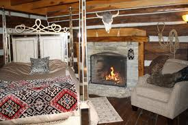western bedroom with fireplace cowboy pinterest