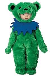 toddler grateful dead green dancing bear costume halloween
