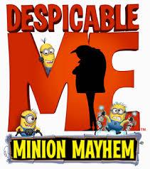 despicable minion mayhem