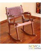 Leather And Wood Chair Don U0027t Miss These Deals On Leather Rocking Chair