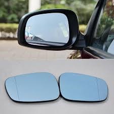 glasses with lights on the side ipoboo 2pcs new power heated w turn signal side view mirror blue