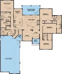 european style house plan 4 beds 4 00 baths 2849 sq ft plan 923 16