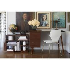leon mid century desk angelo home leon mid century desk free shipping today overstock