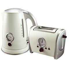 White Kettle And Toaster Kettle U0026 Toaster Sets Mince His Words