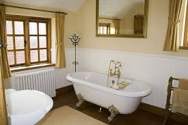 modern small toilet sink shower room space bathroom paint color