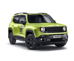 new jeep renegade green 2018 jeep renegade hyper green livery news and information