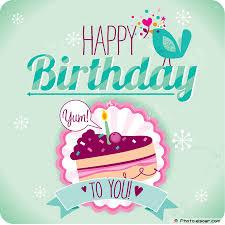 get free happy birthday wallpaper image photo pics for