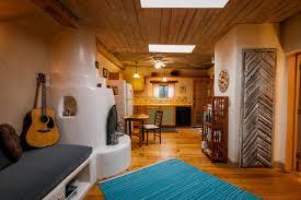southwestern style homes tour a tiny southwestern style home in santa fe n m southwestern