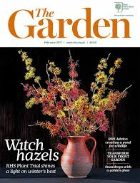 discover a world of horticulture with u0027the garden u0027 magazine rhs