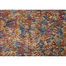 Area Rugs Tropical Loloi Dreamscape Rug Tropical Dm 05 Contemporary Area Rugs