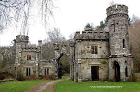 house with tower imposing design small castle house plans towers ballysaggartmore