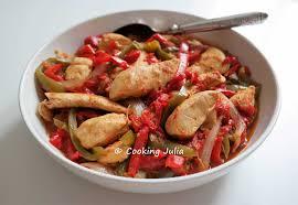 cuisine poulet basquaise cooking poulet basquaise