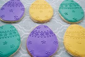 sugar easter egg easter egg sugar cookies a dash of megnut