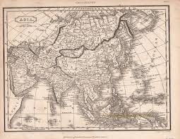 Boston Map 1770 by Antique Maps And Charts U2013 Original Vintage Rare Historical