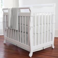 Jenny Lind Mini Crib by Grey Mini Crib Baby Crib Design Inspiration