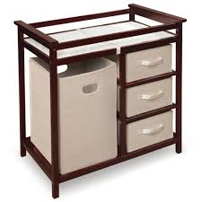 Changing Table Dresser Cherry Cherry Changing Table Furniture Oo Tray Design