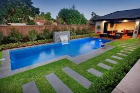 Backyard Landscaping Ideas With Pool Beautiful Interior Design And Swimming Pool Large Amazing And