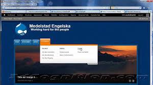 theme drupal menu block drupal dropdown menu using the marinelli theme youtube