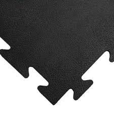 Interlocking Rubber Floor Tiles Exercise Flooring Flooring The Home Depot