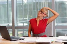 Neck Exercises At Desk American Posture Institute U2013 3 Desk Exercises To Prevent Neck Pain