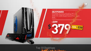 pc gaming black friday deals walmart black friday top 10 best sellers desktops deals walmart