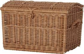 cane laundry hamper wicker rattan baskets u0026 boxes wayfair co uk