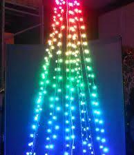 commercial trees pre lit artificial mosca design