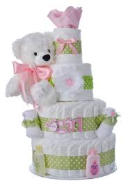 lil baby shower sweet baby girl 4 tier cakes baby shower cakes