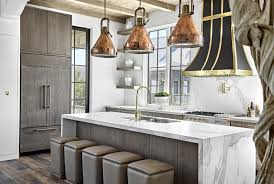 5 trendy coastal kitchens