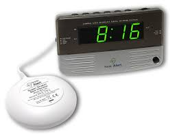 amazon com sonic alert loud dual alarm clock sb200ss with