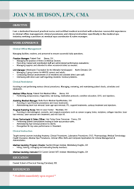 Resume Objective Examples For Medical Assistant by Peachy Design Resume Objective For Career Change 12 25 Best Ideas
