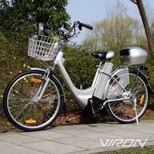Ergonomische B Om El Elektrofahrrad 250w 36v E Bike 26