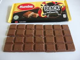kev u0027s snack reviews marabou black saltlakrits salty licorice