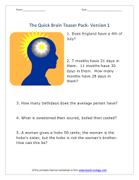 fun brain teaser yes 12 one sweet iced tea with lemon the