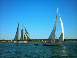 sailing aquinnah