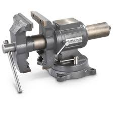 6 Inch Bench Vise Astro Pneumatic 5