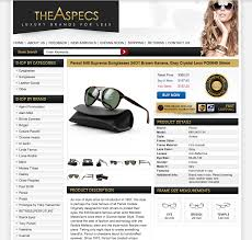 ebay template design the aspecs dazzles customers with sales boosting ebay store design