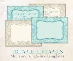 editable printable jar labels editable labels editable tabs editable printable by printberry