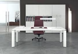 bureau moderne blanc design d intérieur bureau moderne design blanc fauteuil bureau