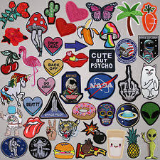 iron on patches ebay