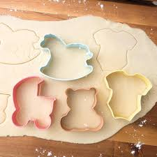 baby shower cookies 2308 1067 4 metal baby shower cookie cutter set
