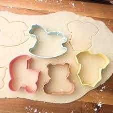 baby shower cookies 2308 1067 4 metal baby shower cookie cutter set