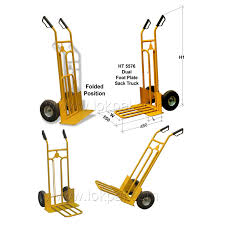stair climbing trolley and hand truck trolley manufacturer and