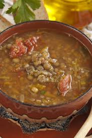 italian lentil and barley soup kitchme
