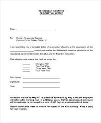 board resignation letter template 7 retirement resignation letter template free word pdf format