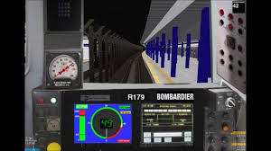 openbve hd nyc subway bombardier r179 a train w manual