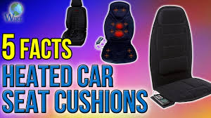 heated car seat cushions 5 fast facts youtube