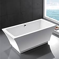 Free Standing Bathtubs Best Freestanding Bathtub Reviews In 2016 2017 Top Deals For Your