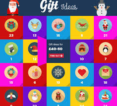 christmas gift ideas interactive advent calendar you baby me mummy