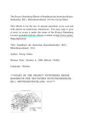 B Otisch Schmal Handbuch Der Deutschen Kunstdenkmaler Bd 1 Mitteldeutschland 1914